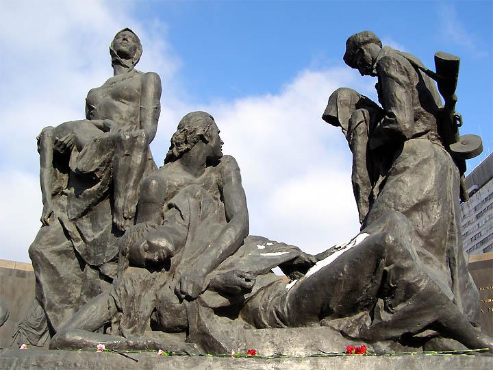 8 сентября - 71 год со дня начала блокады Ленинграда