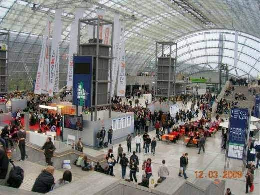 Книжная ярмарка на манежной площади